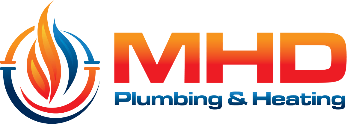 Mhd Plumbing And Heating Logo