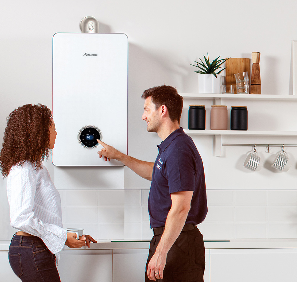 New Boiler Installation Cost Ascot
