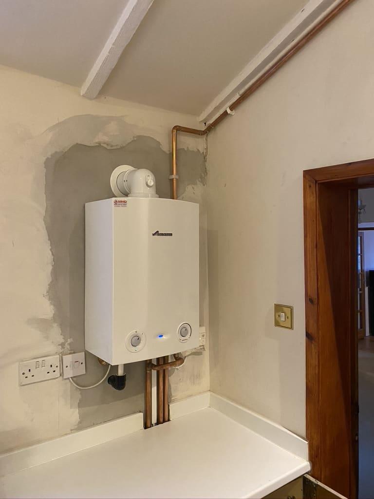 New boiler in windlesham
