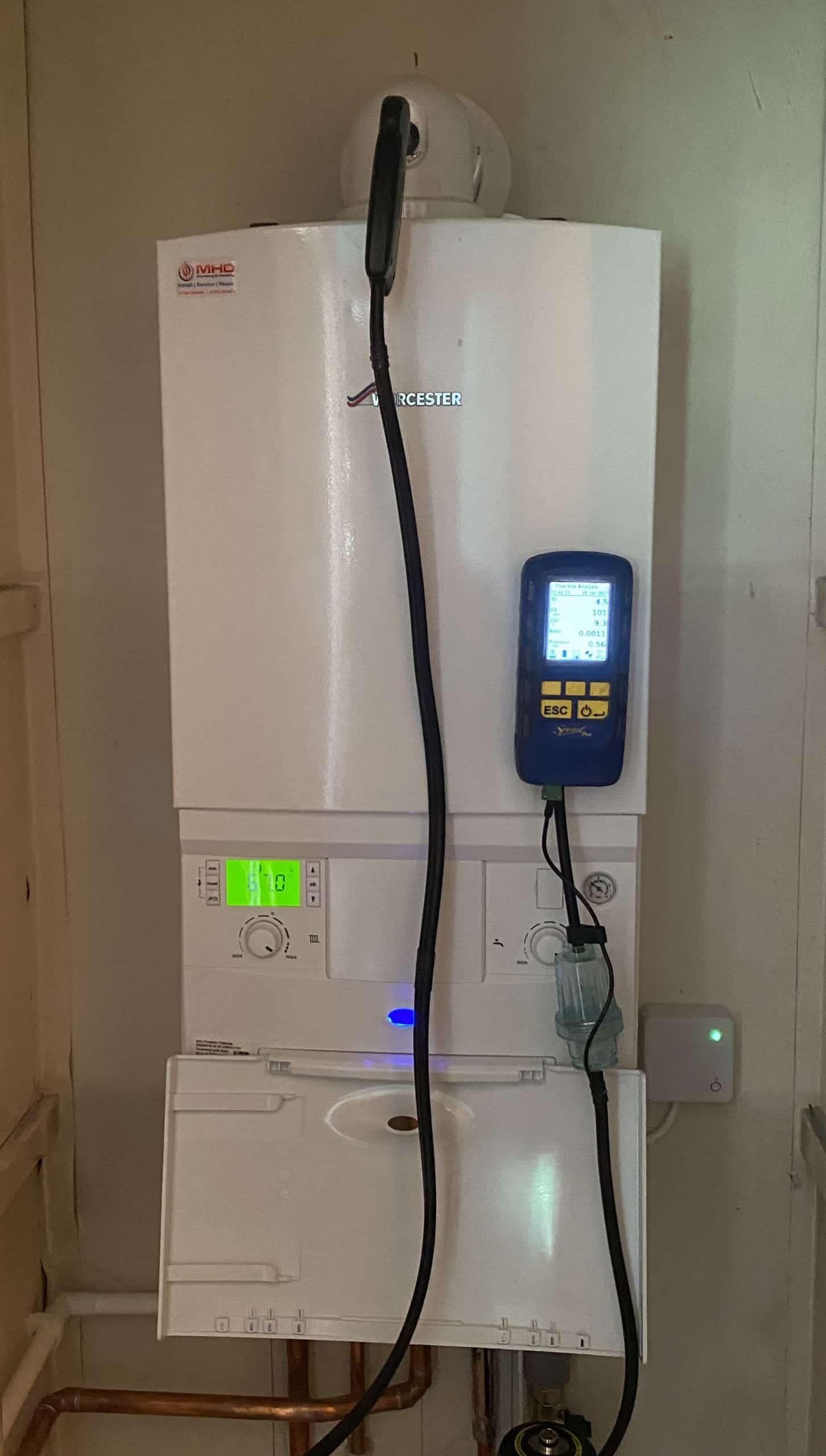 New Boiler in Bracknell